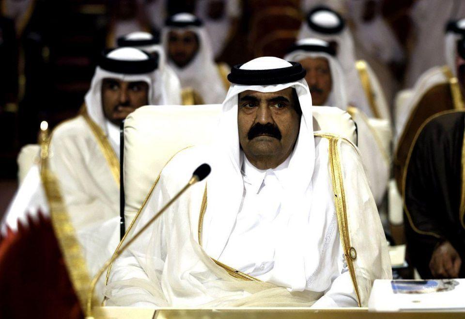 Qatari leaders 'preparing to stand down'
