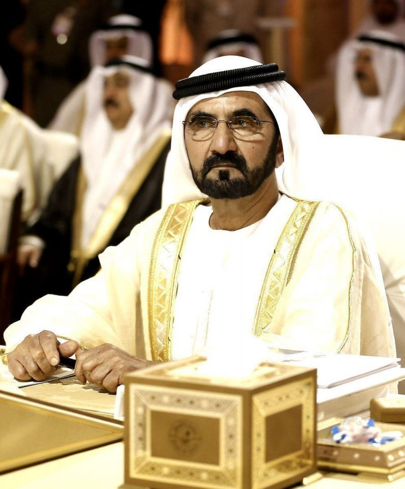 Dubai ruler sends 60 tonnes of medical aid to NHS to help in UK's fight against coronavirus