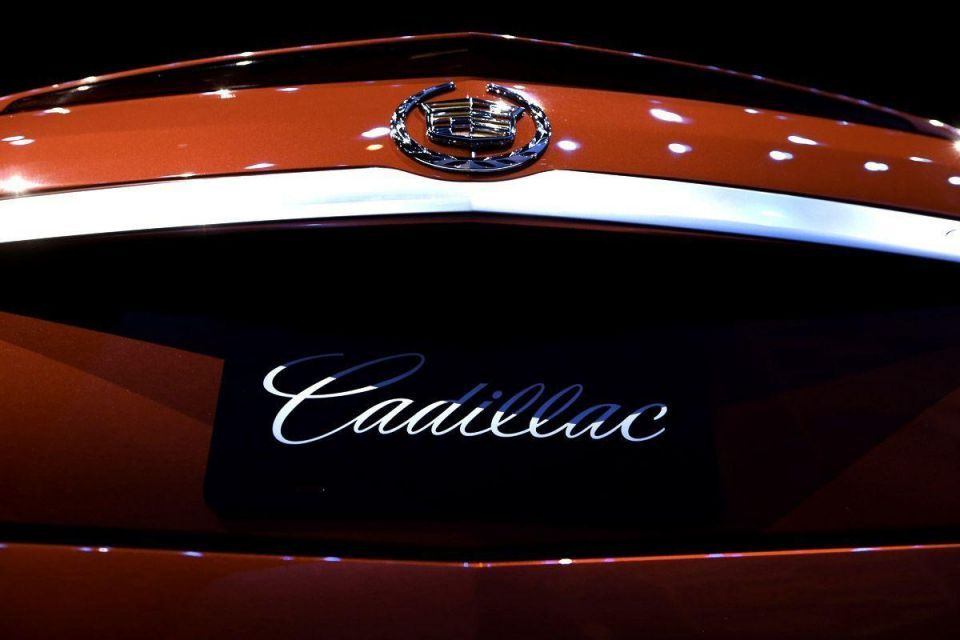 Cadillac unveils its new CTS