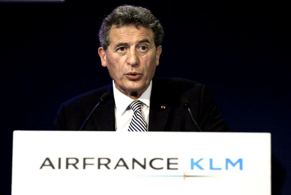 Air France-KLM chief urges Europe to restrict Gulf carriers