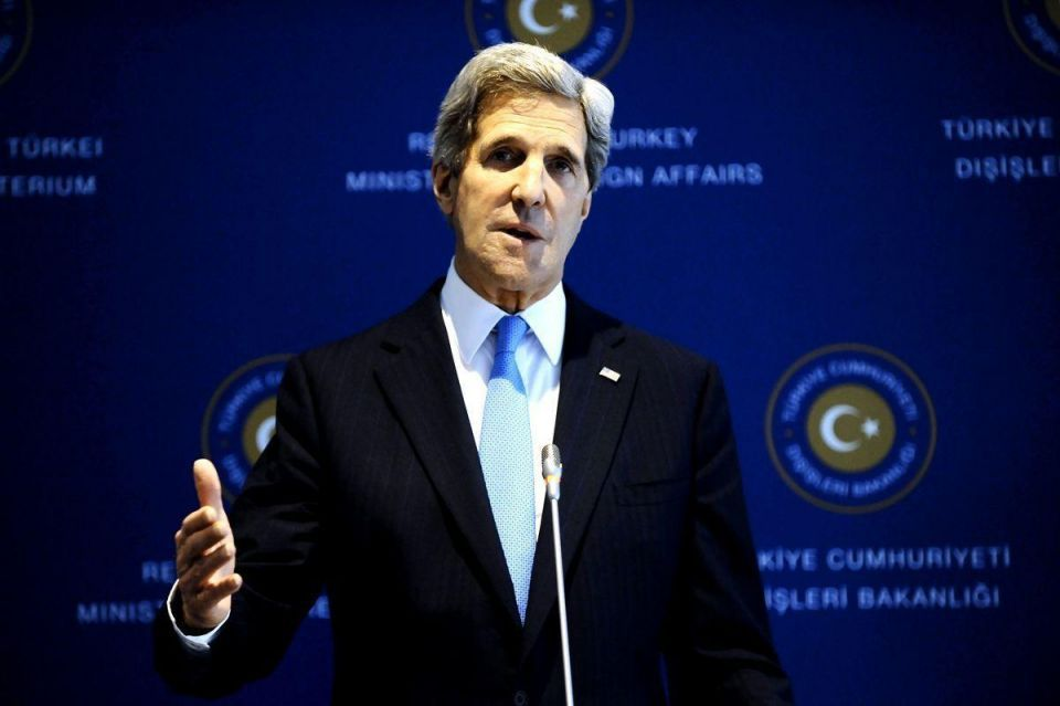 US has warned France about doing business with Iran- Kerry