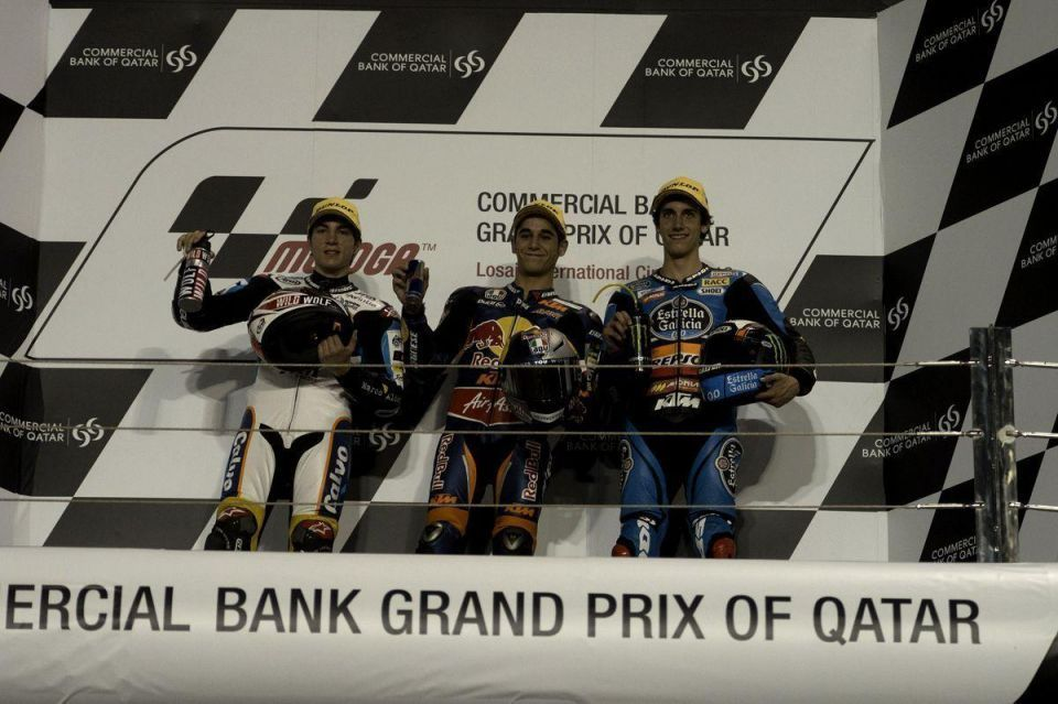 Qatar says 10-year MotoGP race extension deal signed