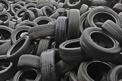 Qataris take action over expired tyres