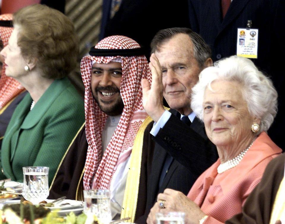 US president during First Iraq War George H.W. Bush dead at 94
