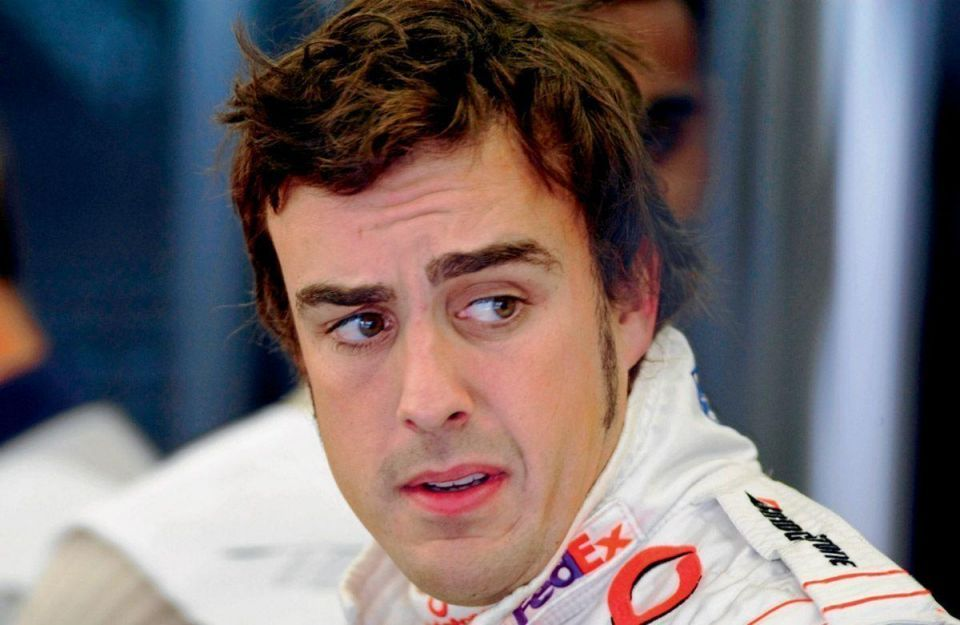 McLaren's Fernando Alonso ruled out of Bahrain F1 race