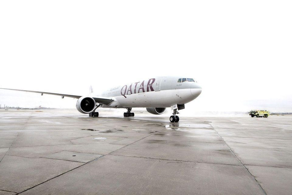 Qatar Airways flight delayed 6 hrs after mouse found on plane