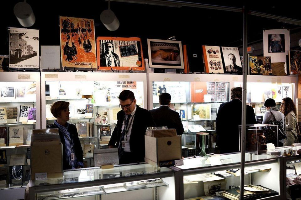 Valuable manuscripts on show at 'world's best book fair'
