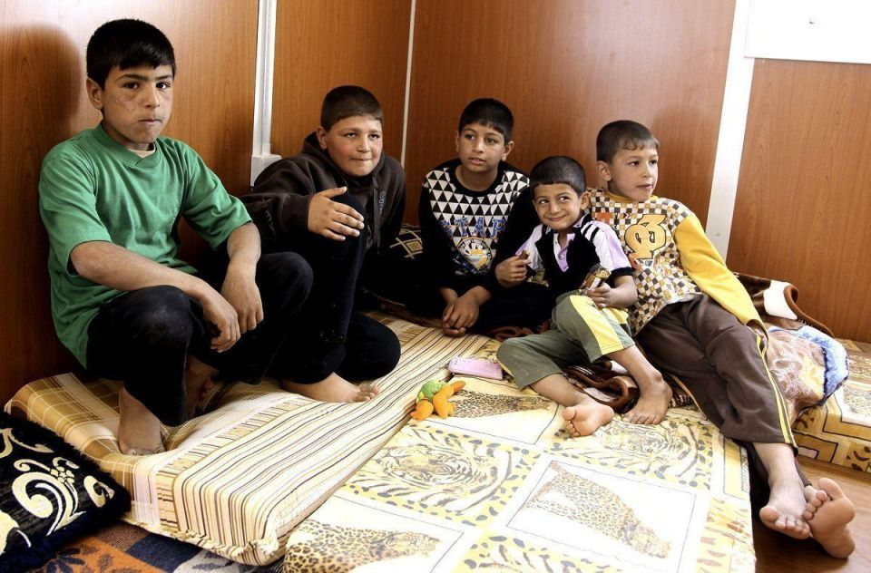 """Children of war in Syria hope for a life """"without killings"""""""