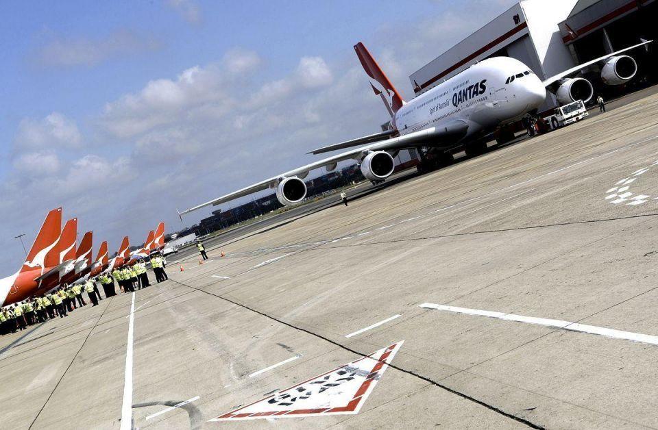 Qantas flight from Dubai to Sydney makes emergency landing in Perth