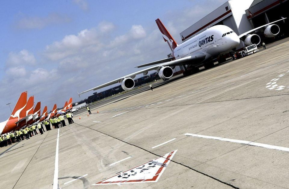Australia mulls foreign ownership changes for Qantas