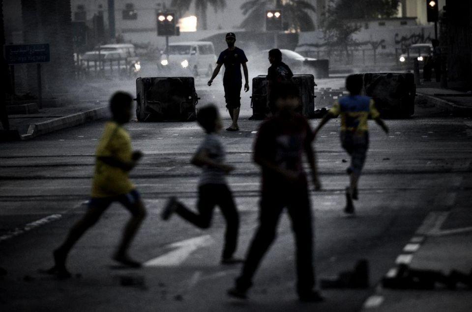 Sporadic clashes ahead of Bahrain F1 - activists