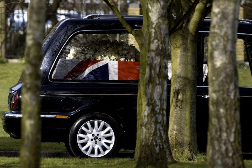 "Britain bids farewell to ""Iron Lady"" Thatcher at grand funeral"