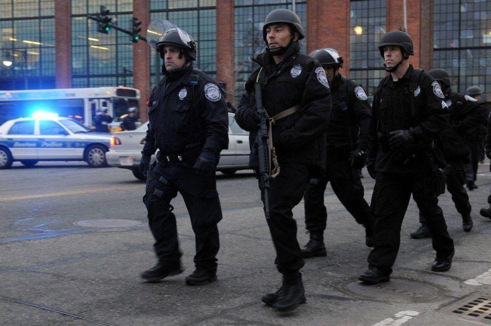 Boston Marathon bombing suspect shot dead