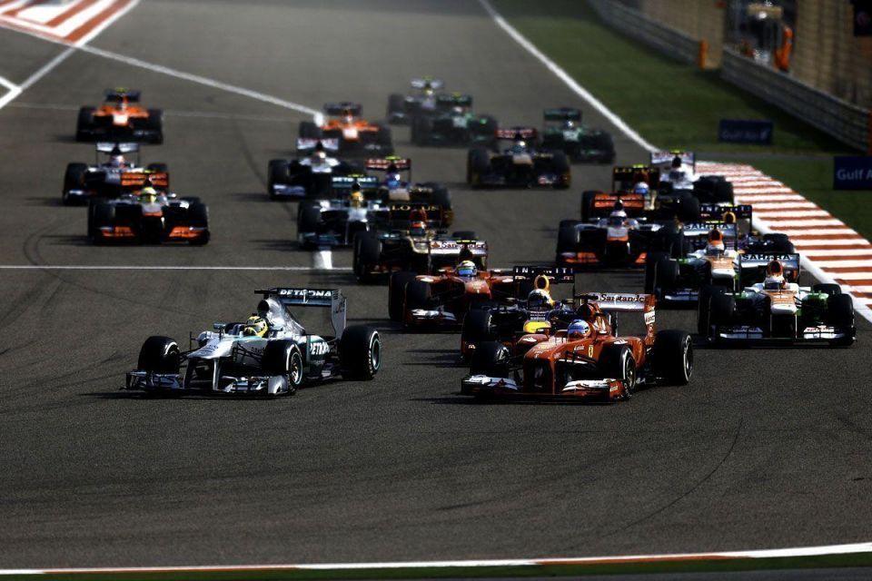 Vettel wins Bahrain Formula One Grand Prix