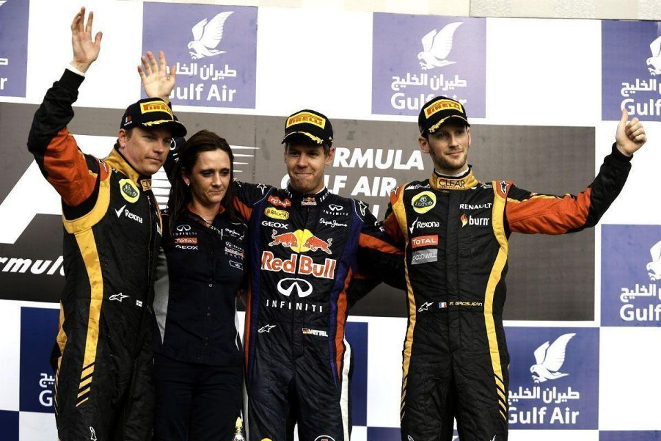 Bahrain rulers breathe sigh of relief after F1 success