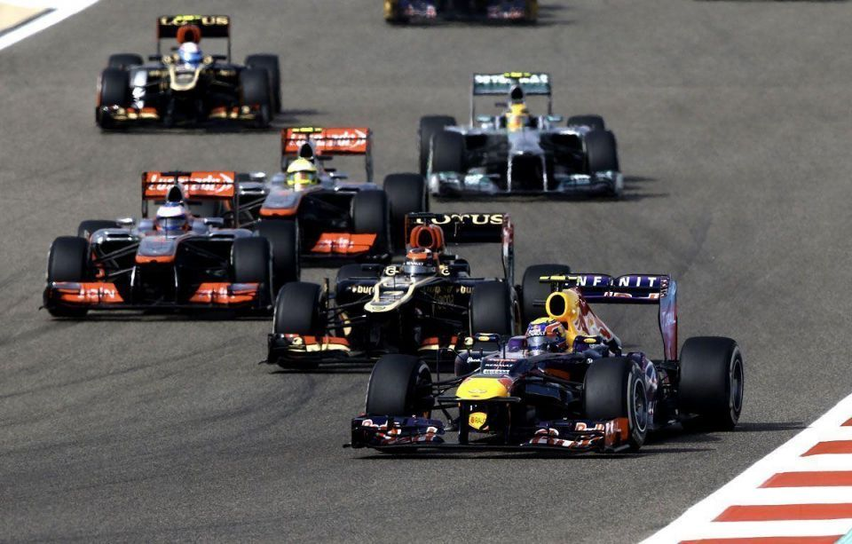 Qatar part of $8bn bid for controlling stake in F1