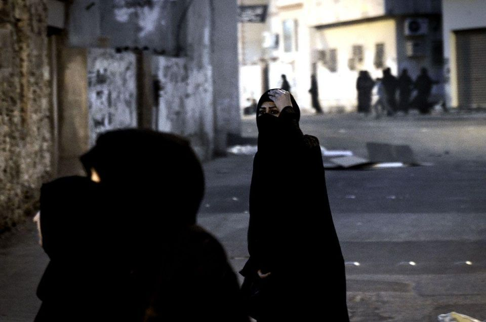 Bahrain protests against the Formula One Grand Prix