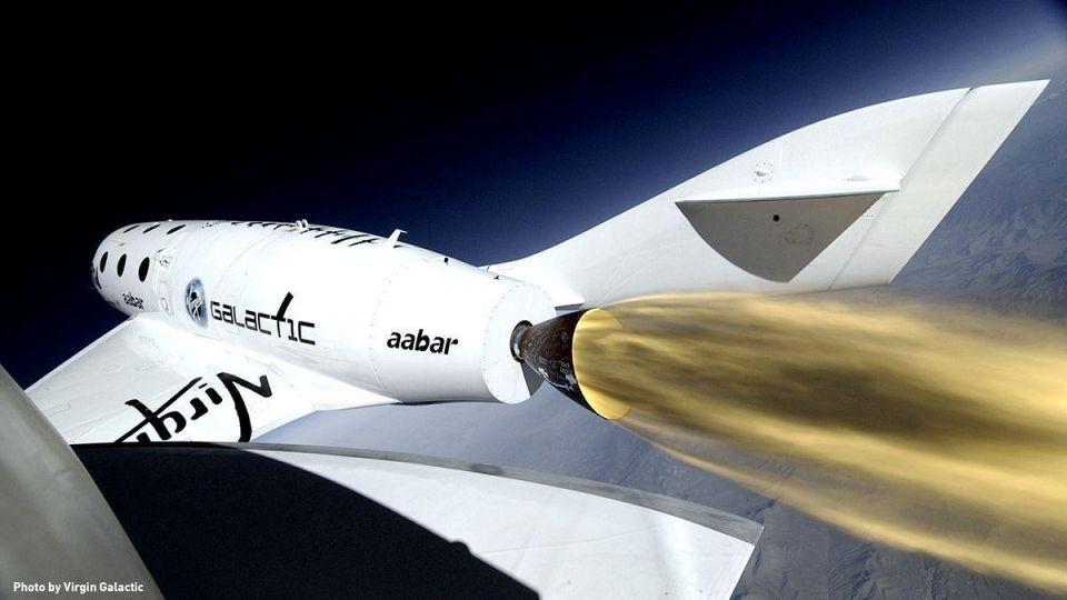 UAE-backed Virgin Galactic eyes first flight by end-2014