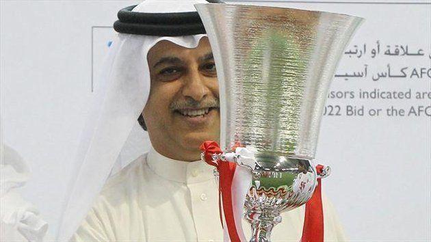 Bahrain's Sheikh Salman set to win AFC presidency unopposed