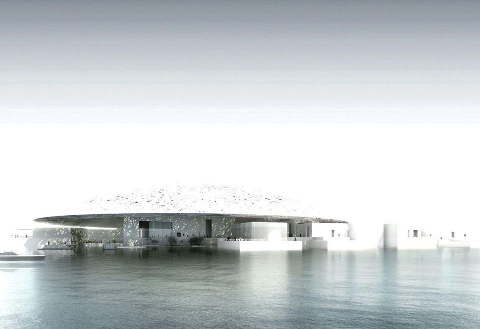 Opening of Abu Dhabi's $650m Louvre pushed back to 2016