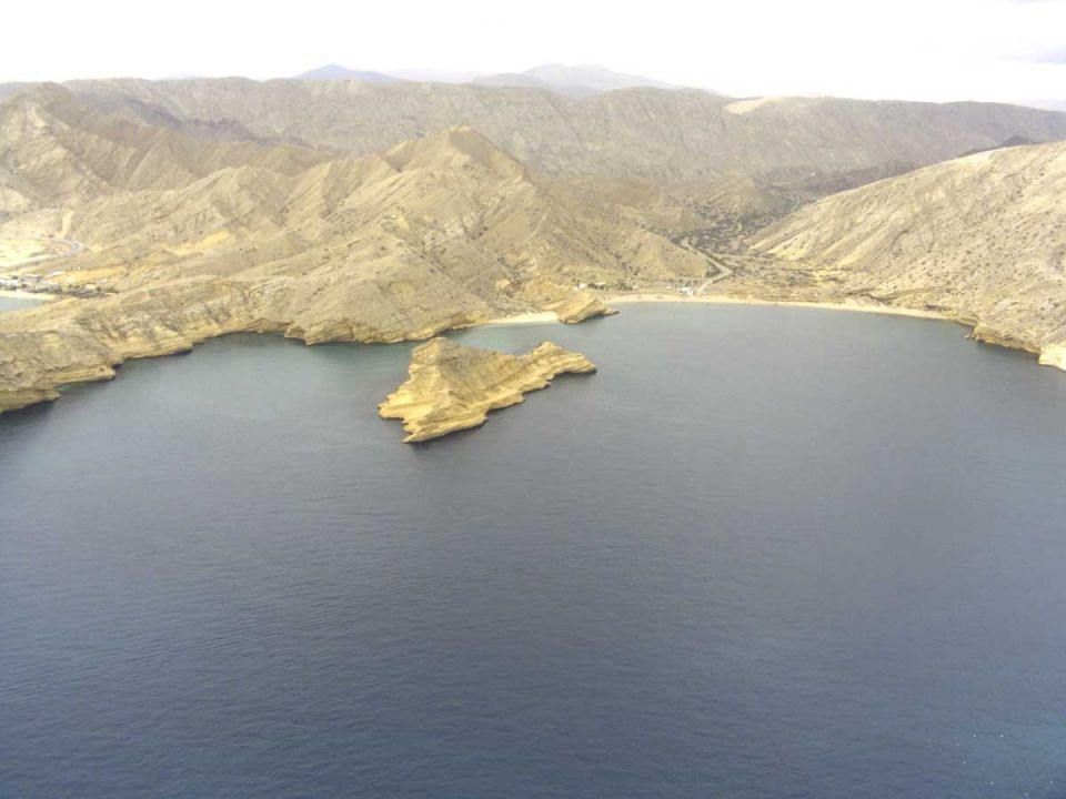 Rebrand, new name for major Oman tourism project
