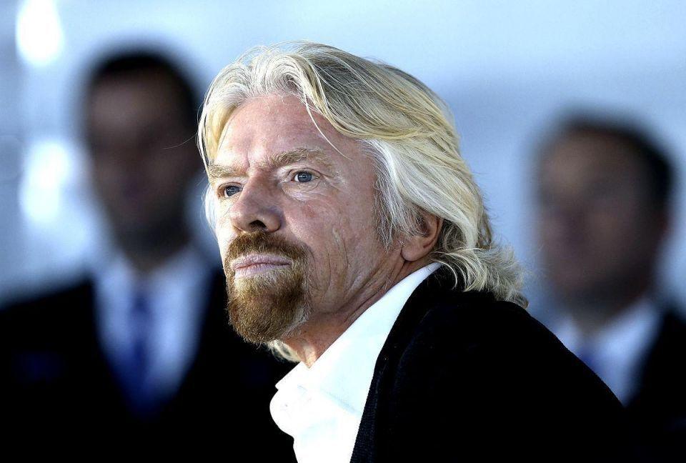 Branson on jury of Zayed Future Energy Prize