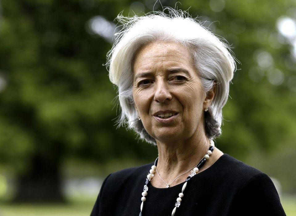 IMF chief urges Gulf to empower women in business