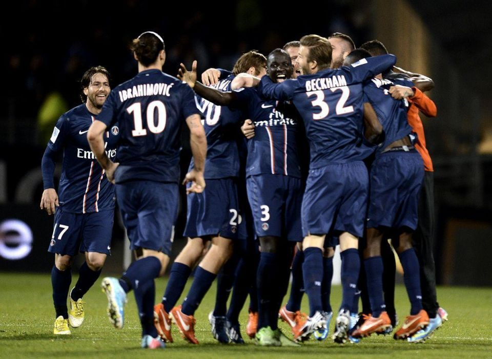 Qatar's PSG named the best paid team in world sport