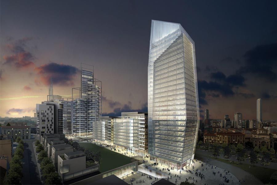 Qatar's SWF to become sole owner of Milan's Porta Nuova