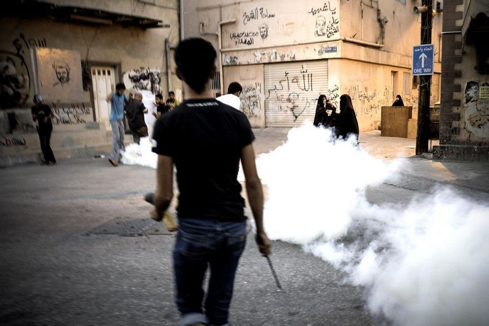 Bahraini MP's house 'attacked with petrol bombs'