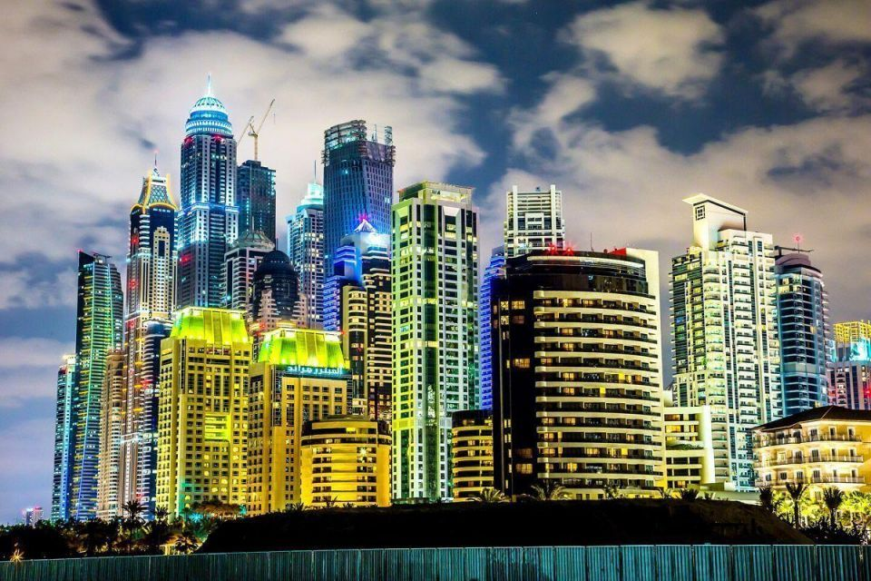 Dubai is hot spot for world's wealthy property investors