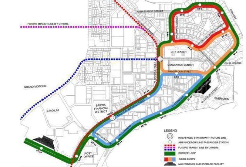 Greek-led construction JV wins $4.4bn Doha Metro deal