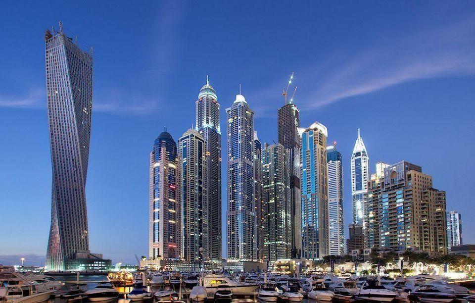 Dubai Infinity Tower firm to launch Saudi project