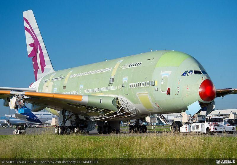 New delay likely for first Qatar Airways A380 delivery
