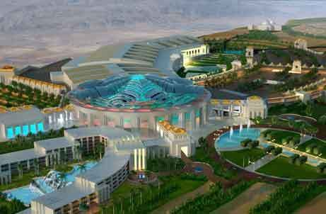 Oman's $1bn convention centre starts key hirings
