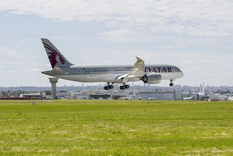 Qatar Airways 787 said to resume flying after problem