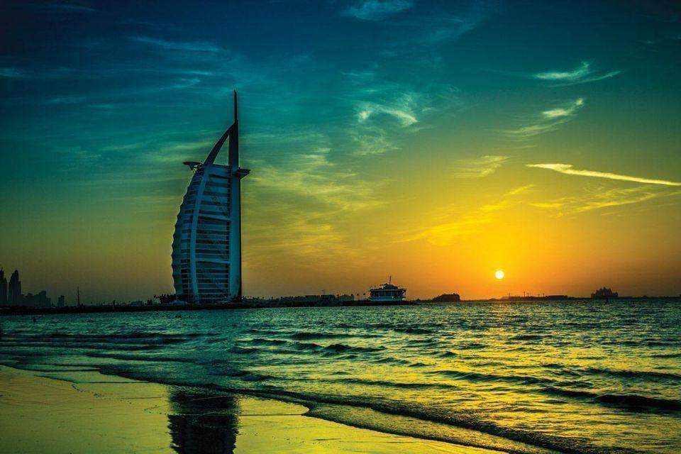 Burj Al Arab poised to build new private beach