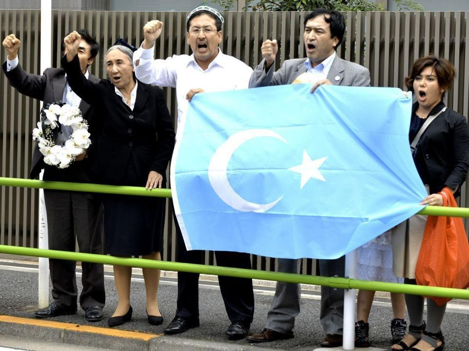 Protests by Chinese Muslims leave 35 dead