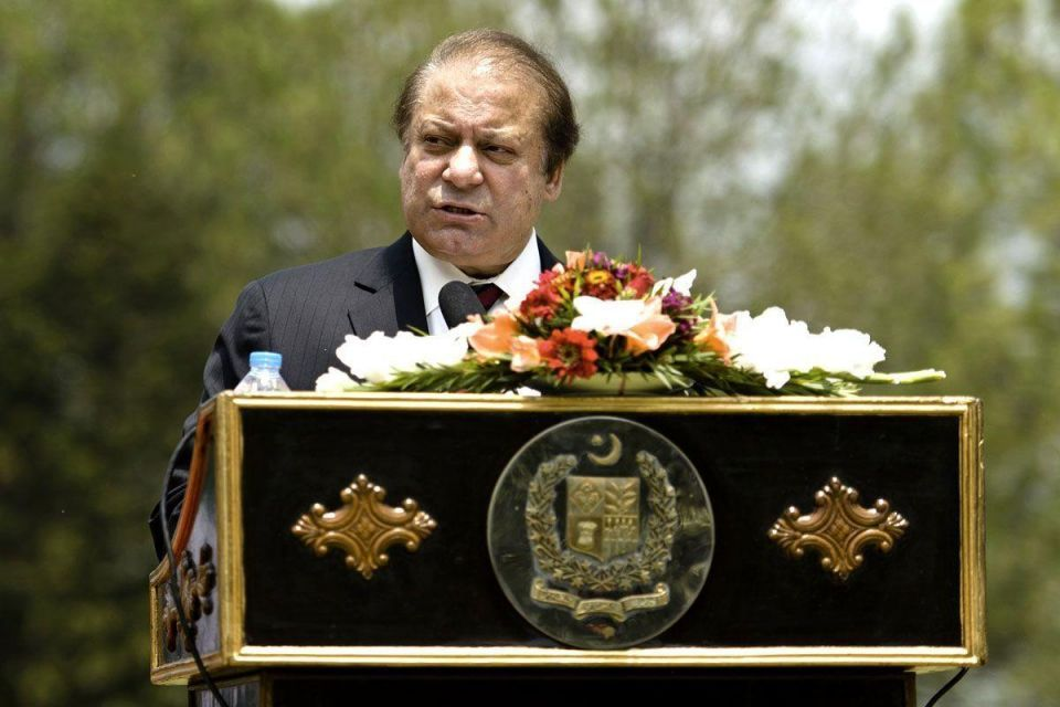 UK Prime Minister on official visit to Pakistan