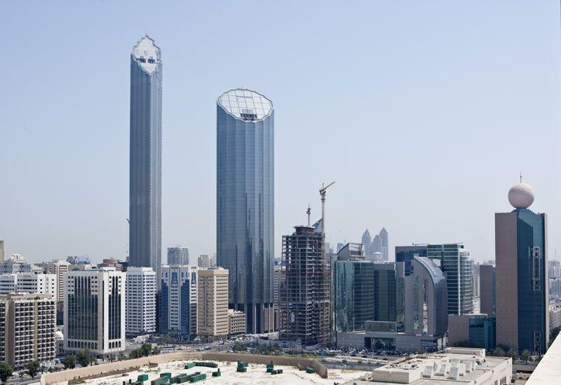 Fire forces Abu Dhabi's World Trade Centre Mall to close for three hours