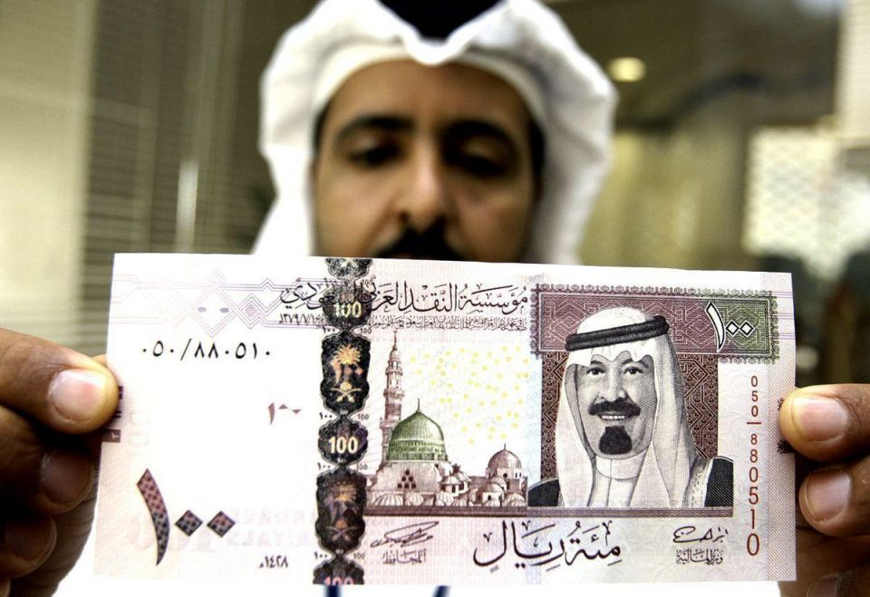 Saudi foreign reserves fall slows in July after bond sale