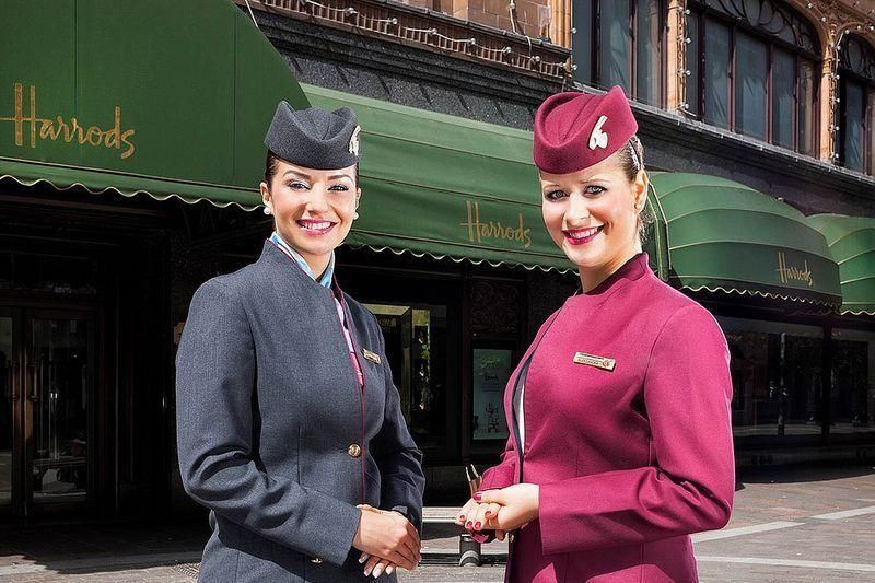 Qatar Airways launches ticket office at Harrods