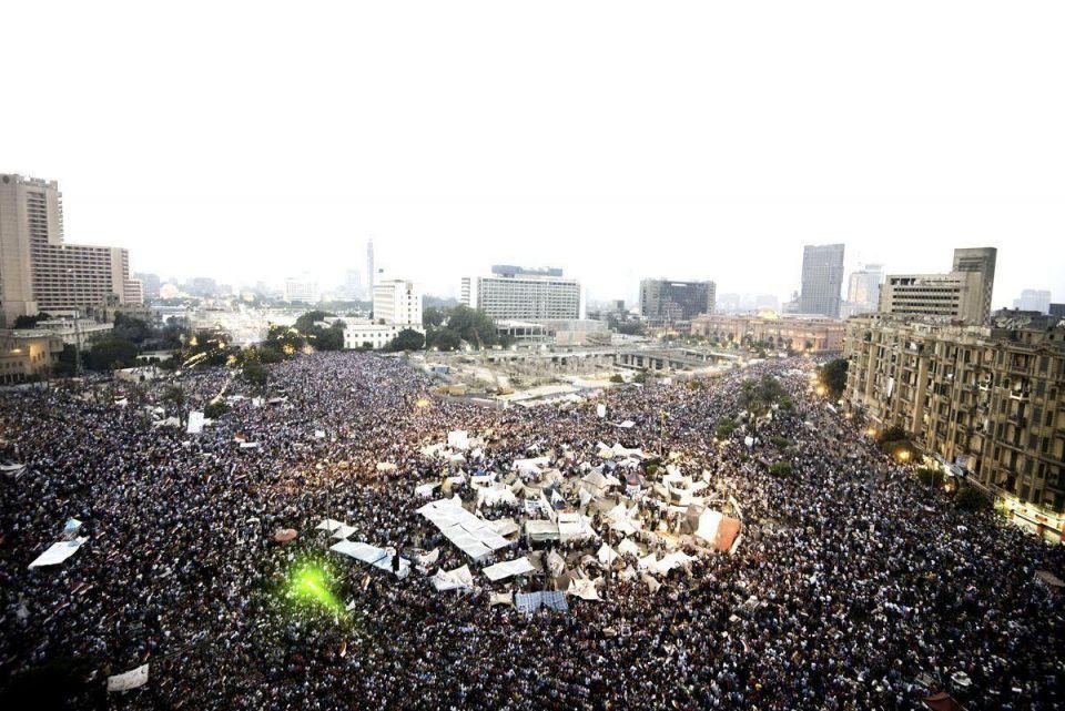 Egypt swears in new interim president