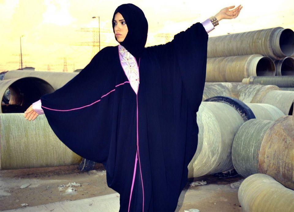 Saudi uni cracks down on colourful abayas