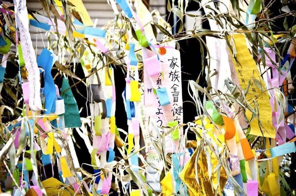Tanabata celebrated across Japan