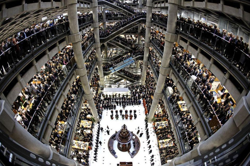 Chinese firm to buy iconic Lloyd's building
