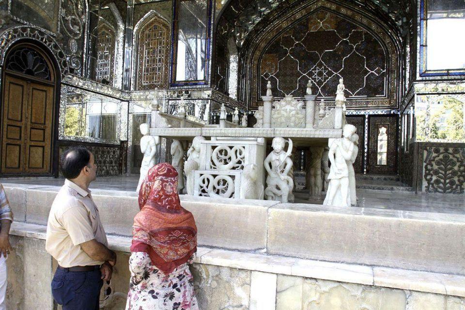 Iran's Golestan Palace on World Heritage List