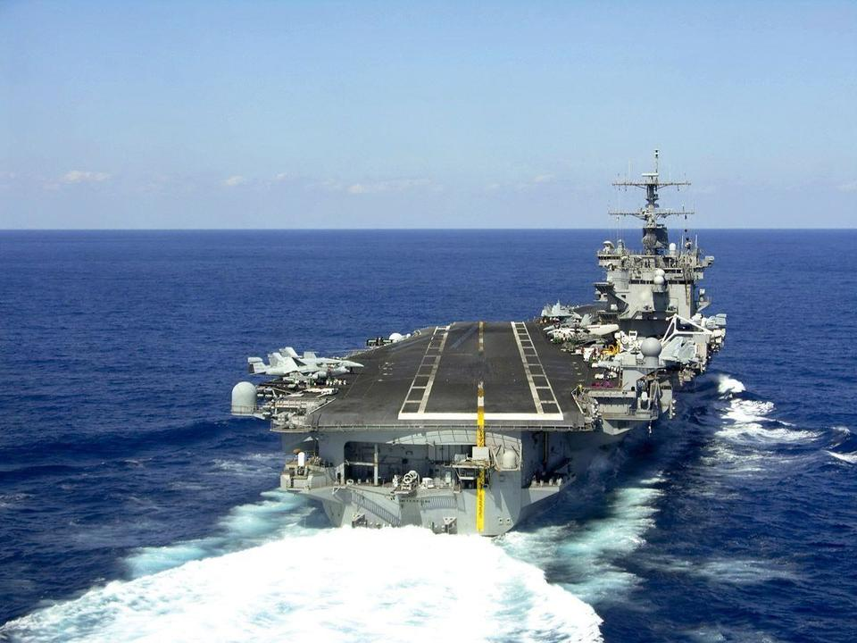 US Navy to expand Bahrain Fifth Fleet naval base