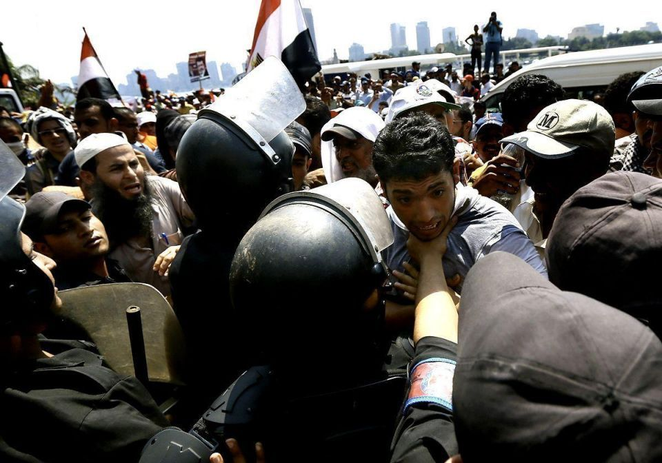 At least 70 Mursi supporters killed in clashes
