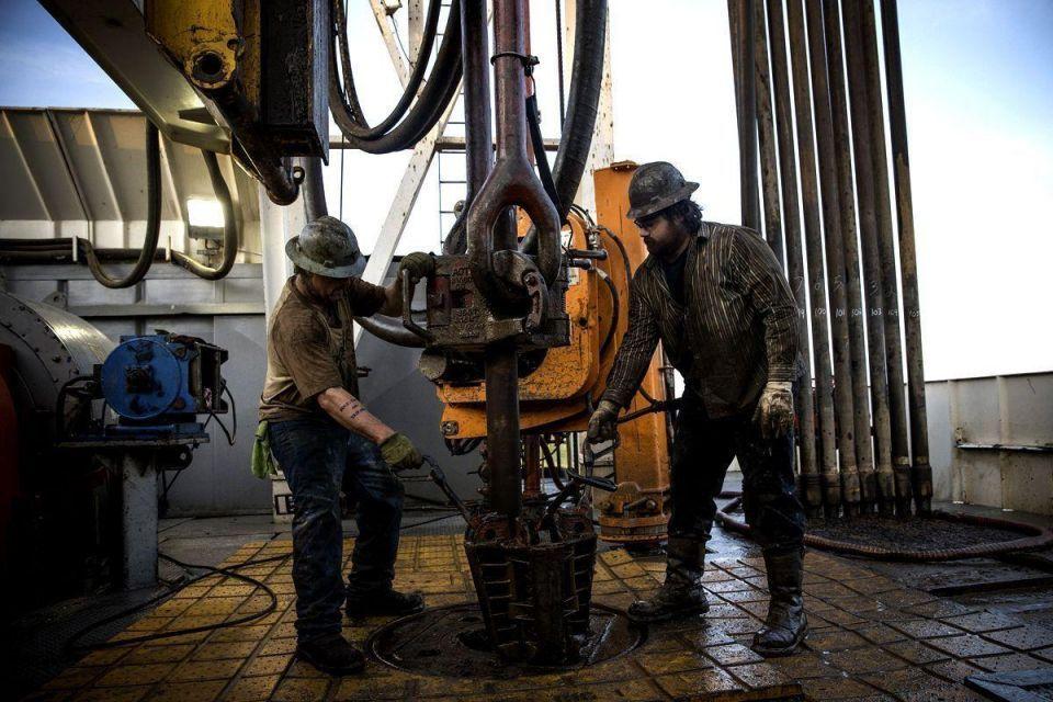 Oil boom in US